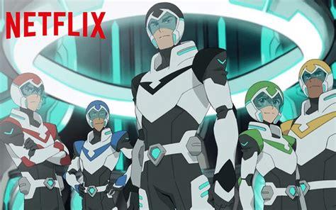 Voltron Netflix Ver llega el tr 225 iler de la segunda temporada de voltron el defensor legendario lacomiker 237 a