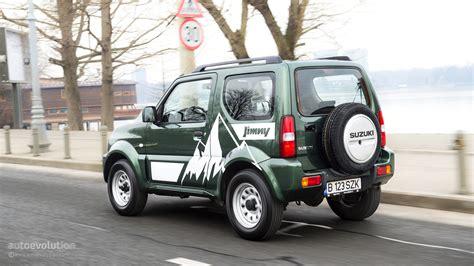 suzuki jeep 2016 suzuki jimny review autoevolution