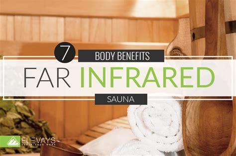 7 Health Benefits Of Infrared Saunas by 7 Benefits Of Far Infrared Saunas