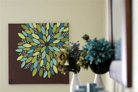 Floral Wall Decor by Flower Canvas On