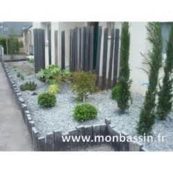 bordure de jardin en naturelle