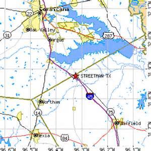 Mustang Black And White Streetman Texas Tx Population Data Races Housing Amp Economy