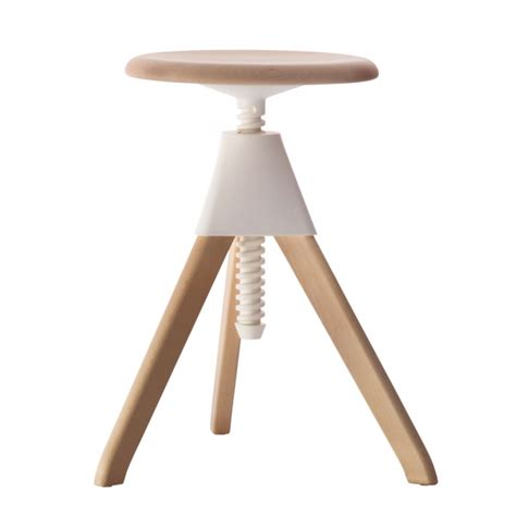 Tabouret Reglable by Tabouret R 233 Glable Design Jerry Magis