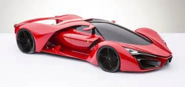 Future Ferraris 1 200 Horsepower 2015 F80 Prancing Pony Concept