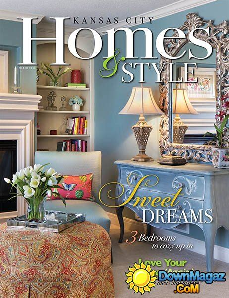 kansas city home design magazine kansas city homes style march 2015 187 download pdf