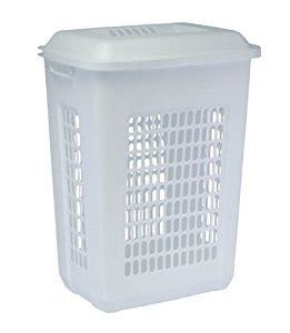 White Laundry With Lid Amazon Com United Solutions Ln0033 Rectangular Two Bushel