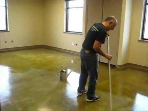 How to Apply Acrylic Floor Finish   YouTube