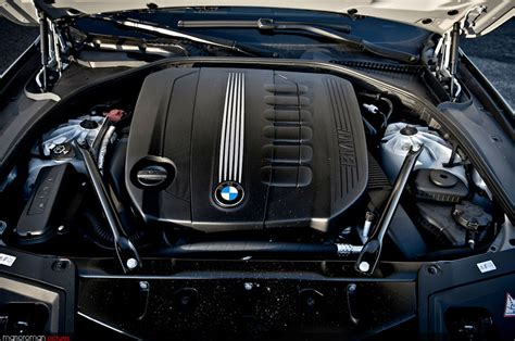 Bmw 1er 6 Zylinder Diesel by Foto Bmw 530d Touring Modell F11 6 Zylinder Turbo