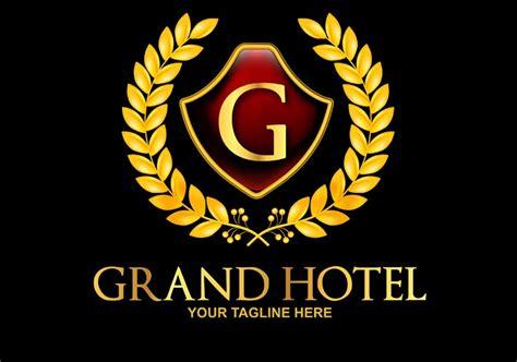 free hotel logo design download hotel logo template psd free