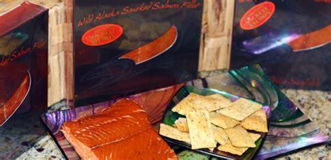 Smoked Fish Shelf by Smoked Salmon Alaskan Smoked Salmon