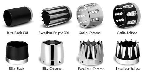 RC Components RCX End Caps   Iron Aces Speed Shop