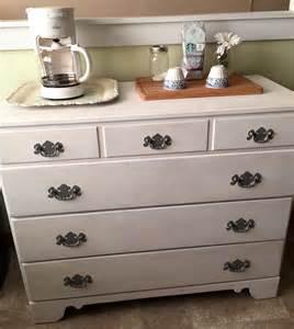 Simple White Dresser by Simple Distresseddesignsct
