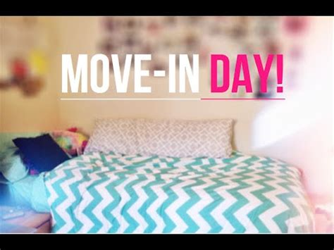 Ways To Organize Your Bedroom college move in day my usc dorm room youtube