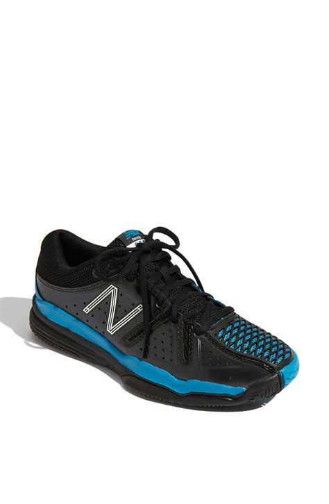 new balance 851 tennis shoe in black lyst
