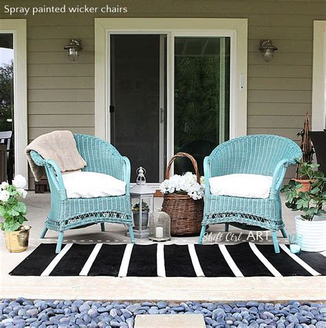 25 best ideas about spray paint wicker on painted wicker painting wicker and
