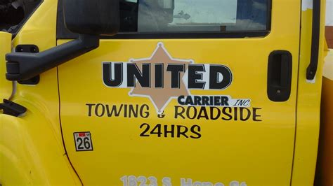 24 hour towing service near me united carrier towing services coupons near me in los