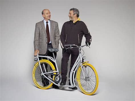 designboom philippe starck the first twenty pibal bicycles by philippe starck arrive