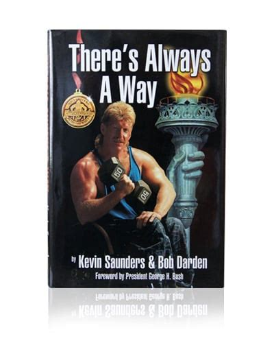 there was always laughter in our house books there s always a way kevin saunders motivational speaker