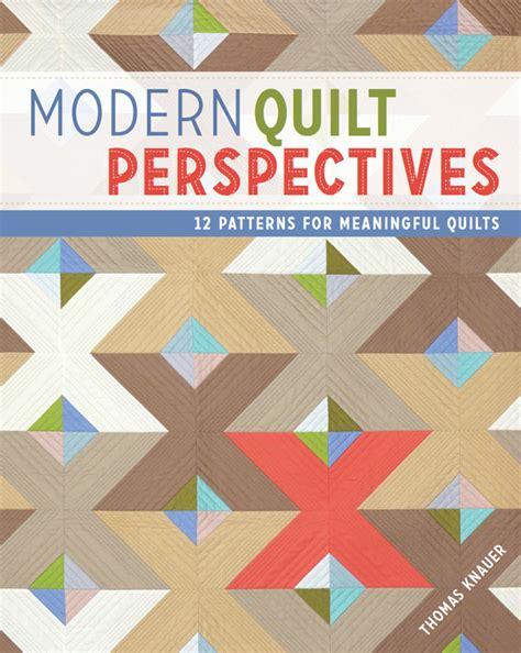 Best Modern Quilt Blogs by Modern Quilt Perspectives Tour I Linen