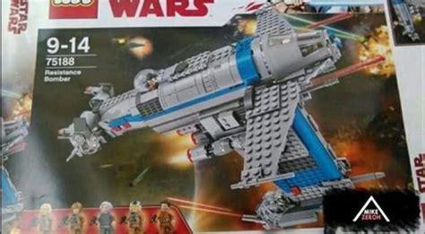 Lego Vice Admiral Holdo 75188 new tlj lego sets revealed wars amino