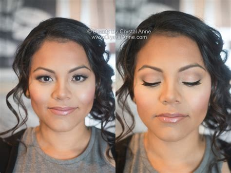 Wedding Hair And Makeup Galveston by Dewy Airbrush Bridal Makeup Curly Side Updo Houston