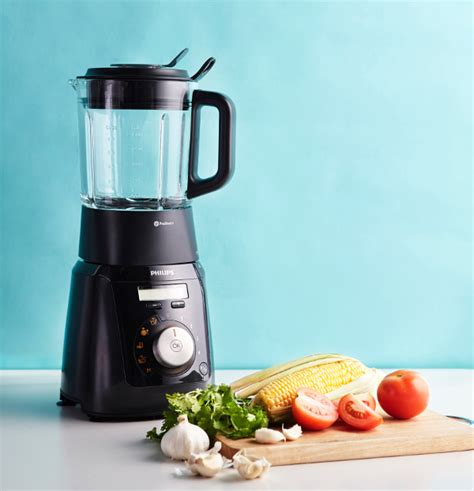 Lu Rm Philips can you use a food processor instead of a blender