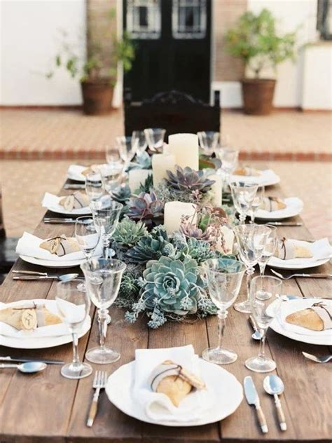 25  best ideas about September wedding centerpieces on