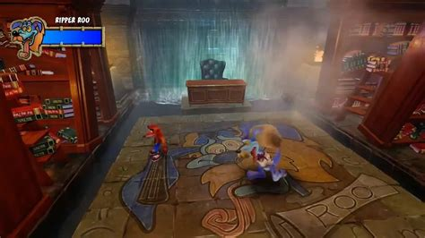 crash room crash bandicoot 2 walkthrough warp room 1 ripper roo