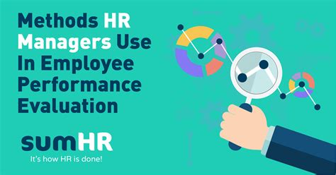 performance evaluation methods hr managers use in employee performance evaluation