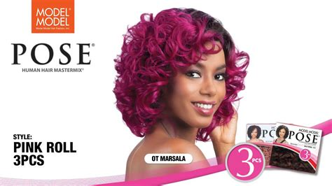 show me curly model pose hairstyles model model pose 3pcs human hair master mix youtube