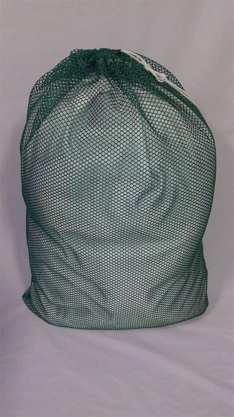 Laundry Bag 30x40 heavy duty 30x40 mesh laundry bag green made in usa ebay