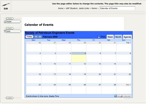 calendars you can edit adding calendar to your