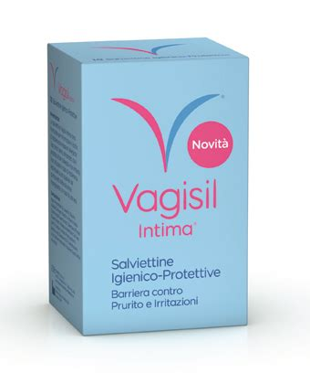 gel lubrificante interno salviettine igienico protettive vagisil intima per il