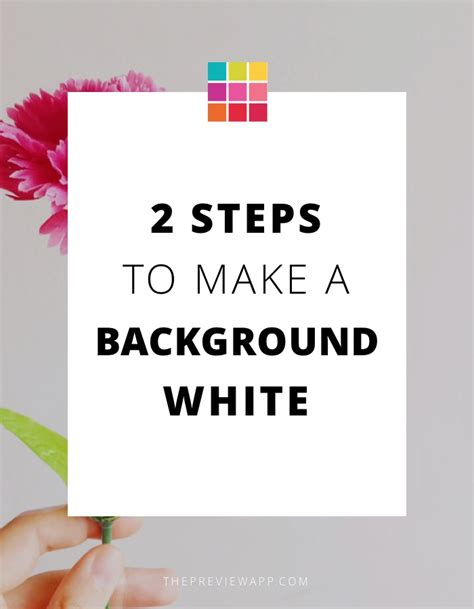 white background app the easiest way to make a white background for instagram