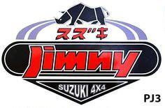 Sticker Badak Jimny Putih 3 details about jimny jdm rising sun vinyl car decal sticker suzuki jimny 145x65mm vinyls