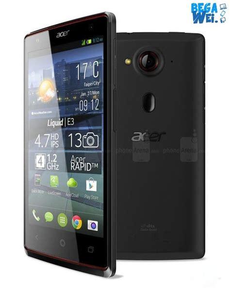 Dan Spek Hp Acer Liquid E3 spesifikasi dan harga acer liquid e3 begawei