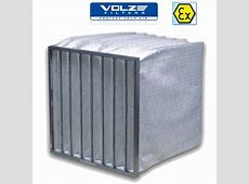 Taschenfilter F7 Ex-Protect, 56,06 Explosionsgruppe