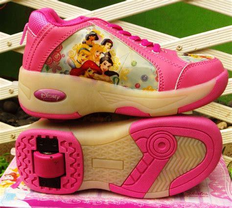Sepatu Roda Karakter Anak sepatu roda princess