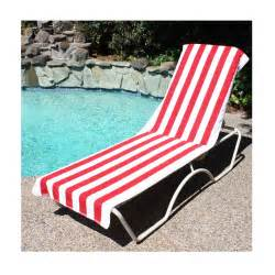 towel towel tanning lounge chair pocket pool