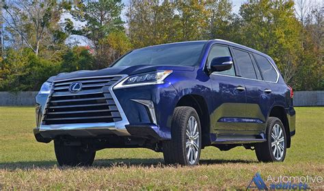 lexus 2017 lx 570 2017 lexus lx 570 review test drive
