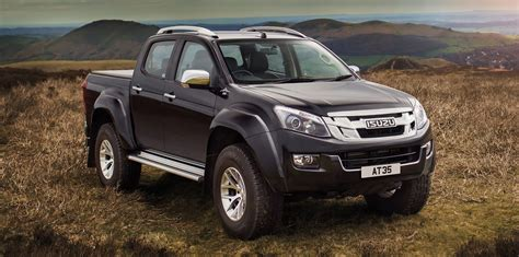 isuzu dmax 2016 2016 isuzu d max at35 unveiled ready to tackle the