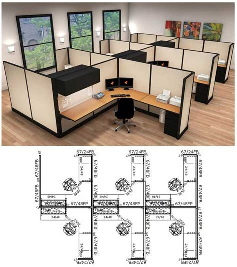 Office Furniture Cubicles Filing Seating And So Much More Cubicle Seating Chart Template