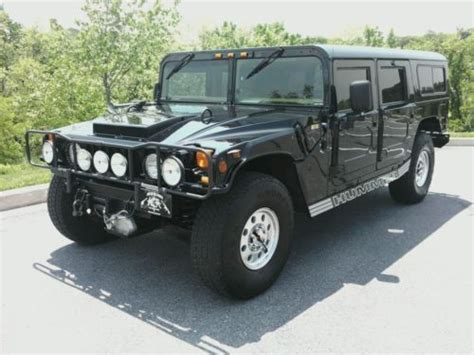 hummer h1 gas how to syphon gas from a 1995 hummer h1 buy used 1995