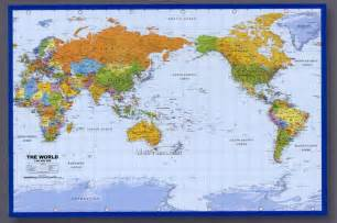World Map Pacific by Pics Photos Pacific Centered World Map For Children
