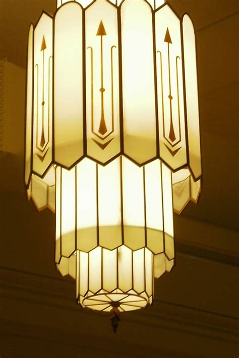 Art Deco 1930s Chandelier Deco To Die For Pinterest Deco Style Chandelier