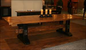 custom kitchen tables the settler crafted solid wood furniture