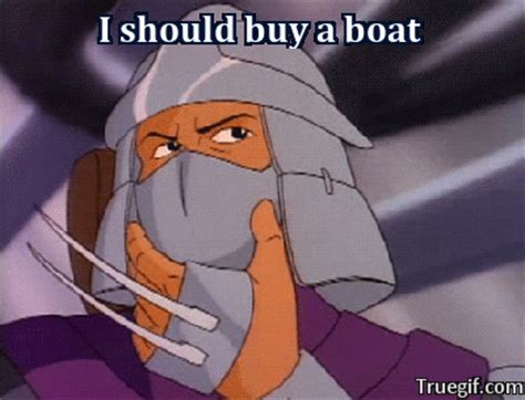 i should buy a boat meme origin i should buy a boat teenage mutant ninja turtles know