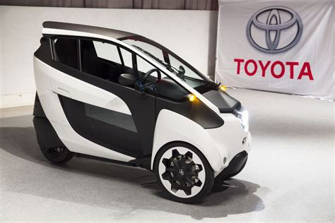 Toyota Road Future Of Mobility The Toyota I Road Concept Vehicle