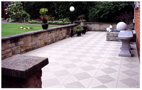 unique tile outdoor patio tiles diamond design uv resistant tile