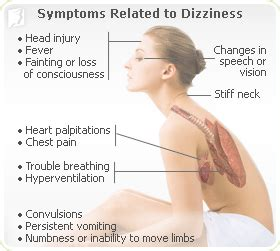 light headed and blurred vision dizziness symptoms causes and home remedies saloni